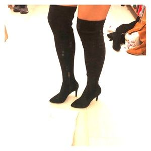 Over the knee Joie boots